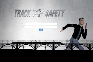 Track To Safety homepage